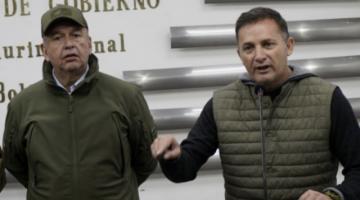 Advierten posible declaratoria de rebeldía contra Murillo y López si faltan a nueva audiencia