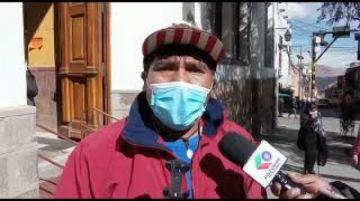 Vecinos en Potosí afirman que están cansados de los cortes en las calles