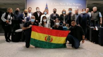 Envían a opositores a la comisión de Ética por viaje a EEUU donde denunciaron persecución