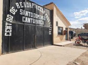 El virus de la covid ingresó a la cárcel de Cantumarca y hay reos infectados
