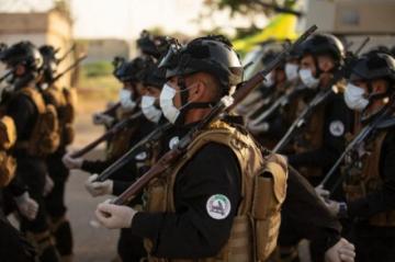 Ataques de EEUU matan a varios combatientes apoyados por Irán en la frontera entre Irak y Siria