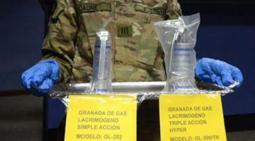 Caso Gases lacrimógenos: Aprehenden a otro exasesor del Ministerio de Defensa