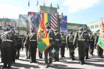 Comandante general de Policía descarta 'sometimiento' con ley de ascensos