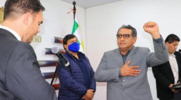 Exvice de Régimen revela que Del Castillo le pidió su renuncia; el jueves Quintana lo criticó