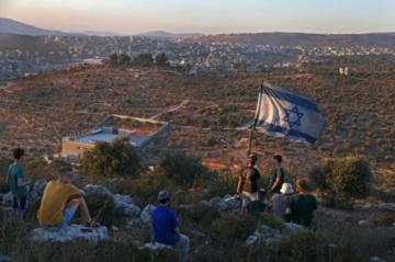El gobierno israelí llega a acuerdo para evacuar una colonia en Cisjordania