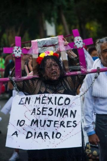 """""""¡Sabía que volvería a matar!"""", el drama del feminicidio en México"""