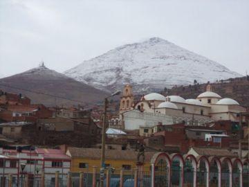 Asambleísta presentó proyecto de ley para preservar el Cerro Rico de Potosí