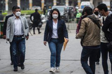 Gobierno de Perú rechaza pedido de Fujimori de auditoría internacional de comicios