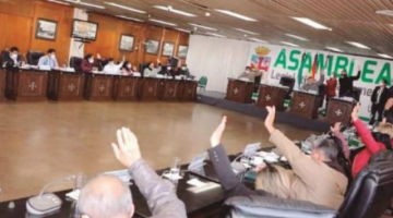 """El MAS censura 'Congreso por la Tierra' y afirma que fue organizado por """"logias"""""""