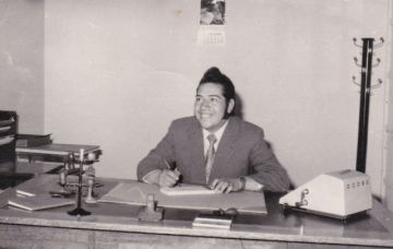 Homenaje a Agustín Vera Duarte