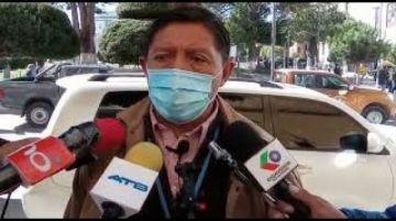 Transportistas cuestionan encapsulamiento en Potosí