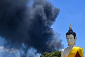 Reportan que hay un muerto y 29 heridos en una explosión en una fábrica de Bangkok