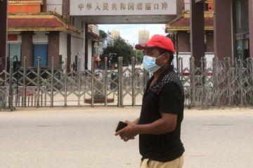 China refuerza la seguridad en la frontera con Birmania por un brote de covid-19
