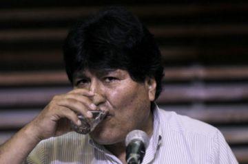 Fiscalía guarda silencio sobre citaciones a Evo Morales