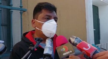 Personal sanitario del Hospital Bracamonte va superando el coronavirus