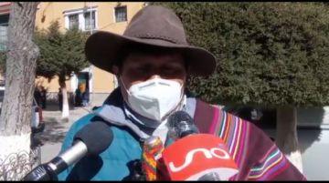 Toropalca pide clases presenciales, porque dicen que no tienen casos covid