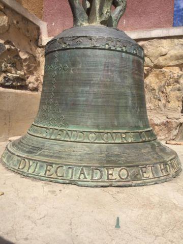 Denuncian el robo de campana antiquísima hecha de bronce en Toropalca
