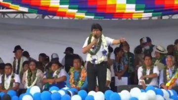 Evo Morales reveló en 2020 que García Linera amenazó a Terceros para poder volar rumbo a México