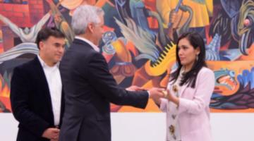 Salvatierra: mi renuncia fue por razones políticas; García Linera: estaba afligida por las amenazas