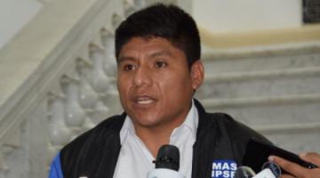Senador Loza insiste en que Camacho debe responder por muertes en el gobierno de Áñez