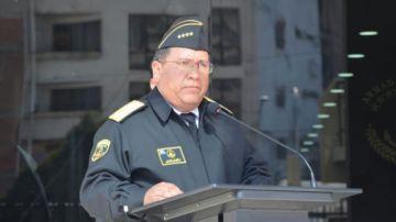 Almirante Jarjury pide a la Fiscalía dar su testimonio en el caso denominado 'golpe'