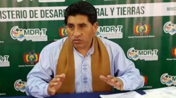 Cocarico niega haber movilizado gente en 2019, tras declaraciones de Terceros