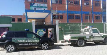 El Alto: Policía investiga robo millonario de remesa minera