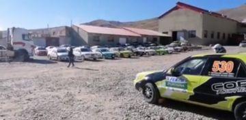 Vea la partida de coches en el segundo día de competencia nacional