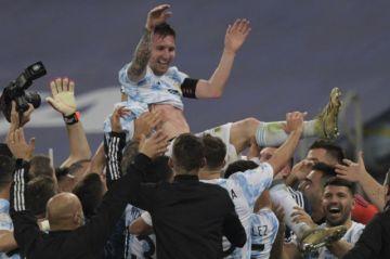 ¡Messi Campeón!
