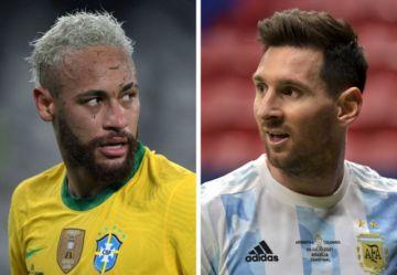 Neymar y Messi van en busca de la gloria