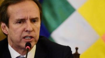 Jorge  Quiroga niega que habló con el excomandante de la FAB en noviembre de 2019