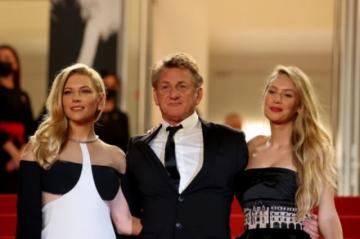 Sean Penn, aplaudido en su regreso a Cannes cinco años después de ser abucheado