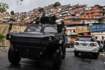 """""""¡Fue como una guerra!"""" : policía retoma control en barriada de Caracas"""