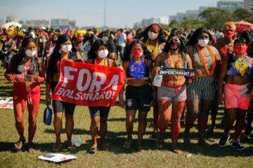 El bolsonarismo acelera ofensiva legislativa sobre tierras indígenas de Brasil