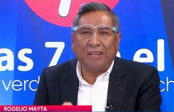 """Canciller Mayta a la Asamblea: """"Por favor llámenme, interpélenme"""" por la carta"""