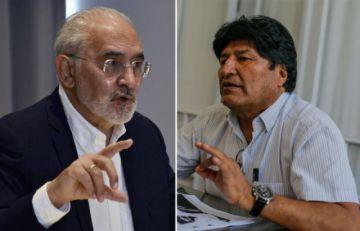 """Polémica sobre la carta: Mesa ve falta de seriedad del gobierno y Morales un """"Plan Cóndor 2"""""""