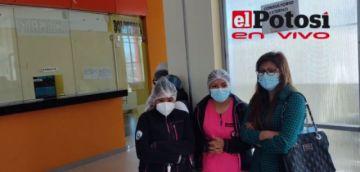 Personal sanitario del Centro Covid Pary Orcko está sin contrato por la Alcaldía