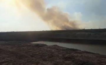 ABT presenta denuncia contra presuntos autores de incendio en San Matías