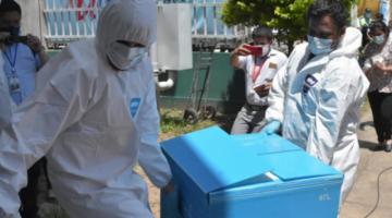 Justicia declara improcedente Acción Popular que pedía liberar la importación de vacunas anticovid