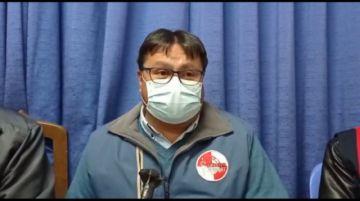 Más de la mitad de los municipios potosinos están en riesgo alto de coronavirus, según el Sedes