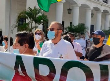 Rómulo Calvo: 'Sacamos a un dictador y esa receta hay que continuarla si este Gobierno sigue atentando contra el pueblo'