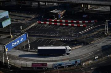Reino Unido prohibirá los camiones con motor de combustión en 2040
