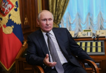 """Rusia y EEUU tienen """"intereses comunes"""" en lo referente al cambio climático, dice Putin"""