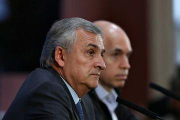 Gobernador de Jujuy dice que condecorará a Normando Álvarez por haber 'salvado vidas' en Bolivia