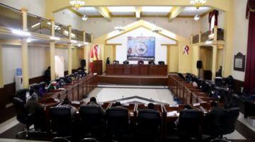 Asamblea aprueba incluir ruta del norte para mantenimiento departamental