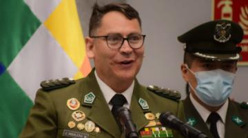 Policía dice que munición argentina está en su depósito; pero supuestamente la FAB recibió