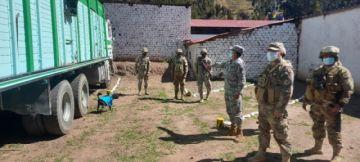 Ministerio de Defensa cambia a todo el personal de lucha contra el contrabando tras irregularidades de militares