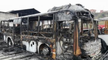 Alcaldía de La Paz apelará sobreseimiento a acusados de la quema de 66 buses PumaKatari