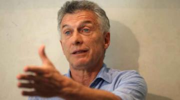 Macri: Carta sobre ingreso de material antidisturbios es falsa y debe investigarse a los autores