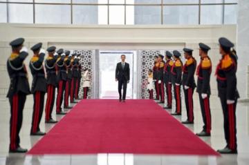 Asad presta juramento para un cuarto mandato en Siria tras su criticada reelección